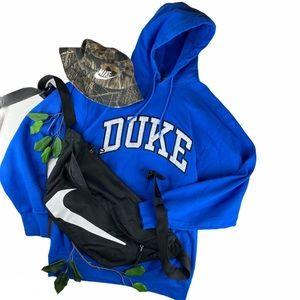 Steve & Barrys Duke Blue Devil Hoodie Sweatshirt